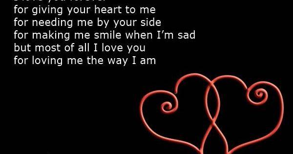 Valentine Day Poem For Boyfriends