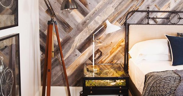 Interior wood walls are all the rage but the thought of for How to treat barn wood for bugs