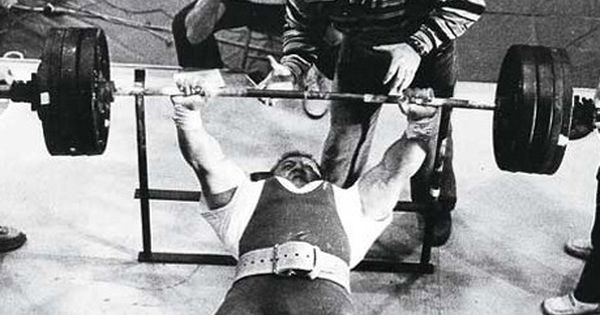 Bill Kazmaier S Powerbuilding Routine Bill Kazmaier Bench Press World S Strongest Man