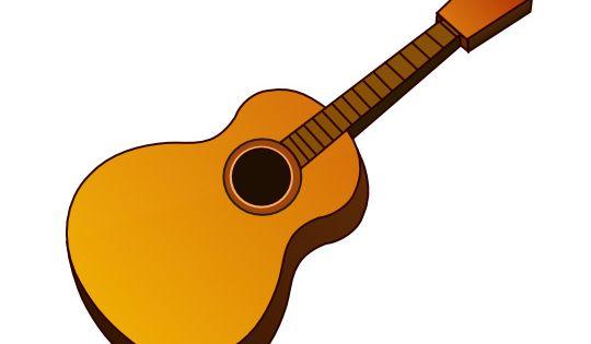 Acoustic Guitar Drawing Clipart Best Guitar Drawing Guitar Classical Acoustic Guitar