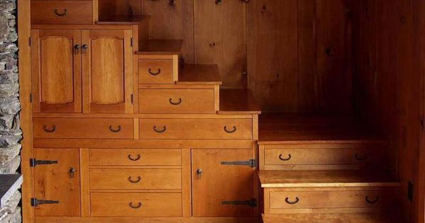 42 Under Stairs Storage Ideas for Small Spaces Making Your House Stand