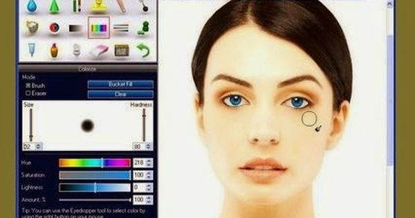Photo Makeup Editor Free Download With Serial Key With Images