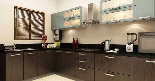 Cocinas Pequenas En Forma De L Cincuenta Disenos Muebles De