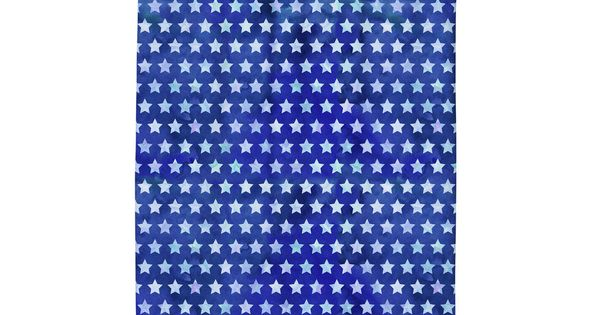 Blue Curtains blue curtains with white stars : Blue White Stars Shower Curtain | Shower Curtains, Curtains and ...
