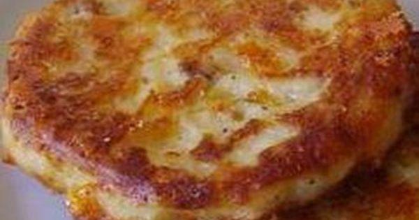 Bacon Cheddar Potato Cakes | Recipe | Cheddar potatoes ...