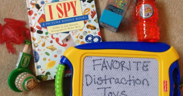 Favorite distraction toys for a coping kit or emergency go ...