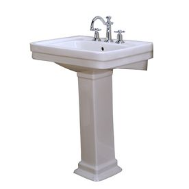 Like This Sink From Lowe S 344 00 Barclay Sussex White Complete