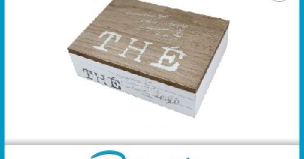 Skrzynka Skrzyneczka Biala Drewniana Schabby Retro 4665812841 Oficjalne Archiwum Allegro Coasters Barware Items