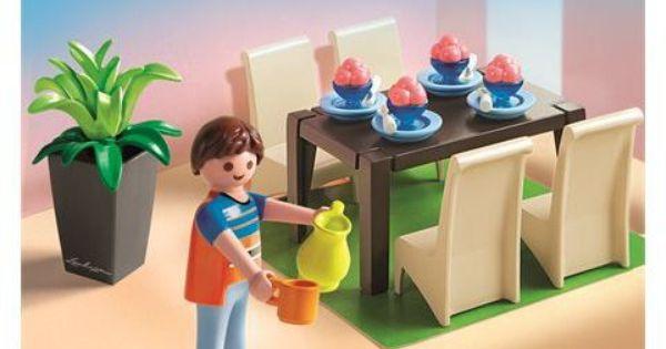 5335 salle manger marque playmobil quelle surprise