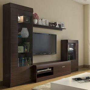 Furniture Design Living Room Ferdinand Entertainment Unit Set 2