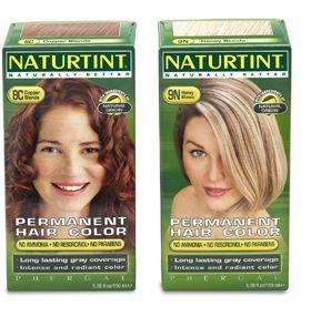 Naturint Nutrideep Conditioner Ammonia Free Hair Dye Hair Color Vegan Hair