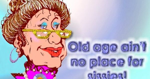 .it Certainly Is NOT The Golden Years