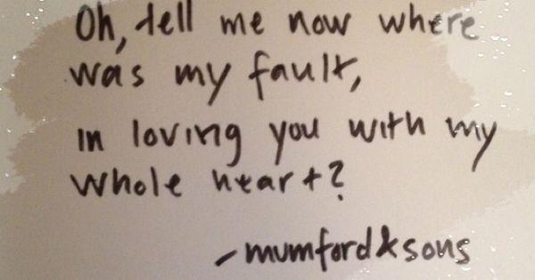 #lyrics quotes music typography folk