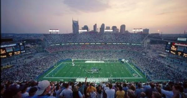 Nashville Skyline Nashville Skyline Tennessee Titans Tennessee Titans Football