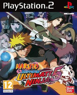 Naruto Shippuden Ultimate Ninja 5 Ps2 Iso Rom Download Com