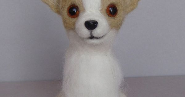 Explore Laurie Valko S Photos On Flickr Laurie Valko Has Uploaded 431 Photos To Flickr Felt Animals Felt Dogs Needle Felted Dog