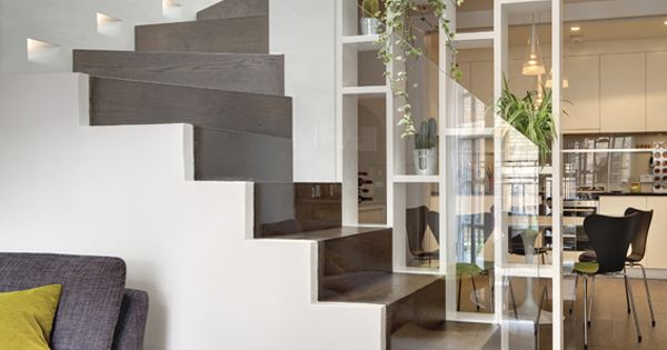 Stylish mews house in knightsbridge village separadores - Escaleras exteriores para casas ...