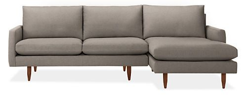 jasper sofas with chaise modern