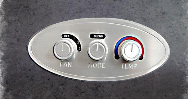 Oval-Billet-Control | Restomod Air | Pinterest
