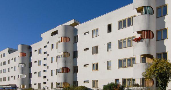 Berlin siemensstadt hans scharoun 1929 1931 housing for Architektur 1929