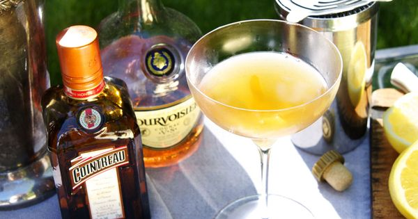 Cocktails, Sidecar cocktail and Sidecar on Pinterest