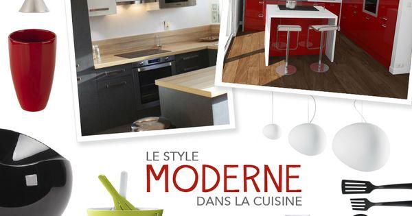 Mod le de cuisine quip e moderne am ricaine magazine for Cuisine equipee americaine moderne