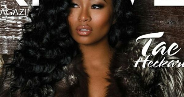 Lashontae Heckard... so gorgeous!! | Amazing Women