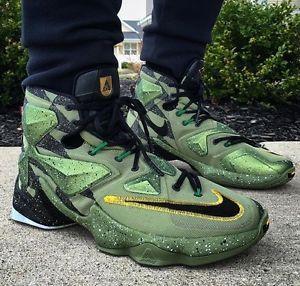 Game Basketball Shoes NBA Champions Sz