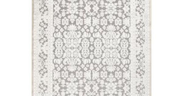 Belen Rug Gray Lulu And Georgia ковры коврик текстиль