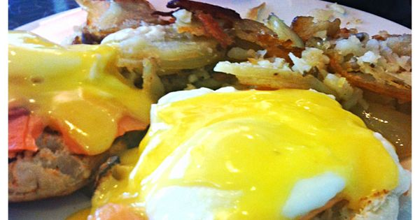 Egg benedict, Eggs and Home on Pinterest