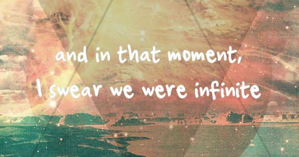 The Gypsy S Got Quotes: The Perks Of Being A Wallflower #quote #love #boho #gypsy