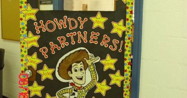 Toy Story Door Teacher Swag Pinterest Toy And Doors