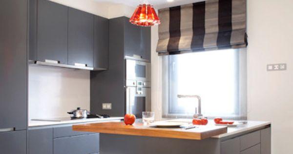 Santos kitchen minos arquitectura interior - Meritxell ribe ...