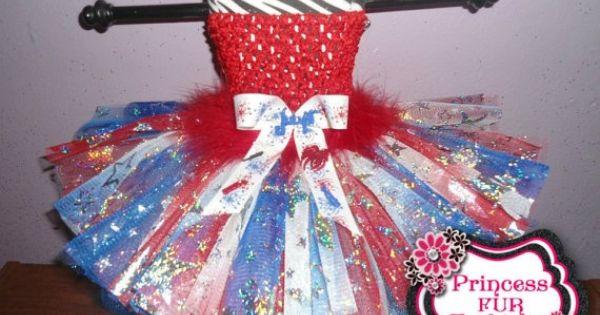 4th july pageant wear