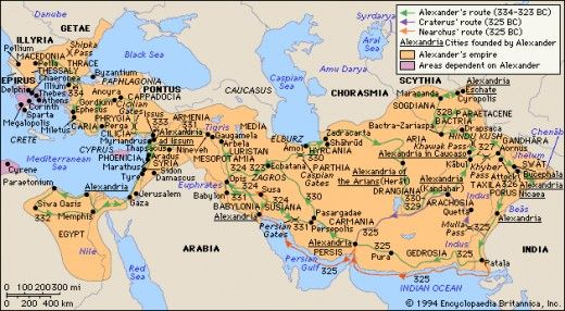 Alexander The Great Facts And Timeline Alexander The Great Ancient Greece Map Alexander The Great Tomb