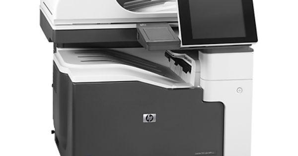 Laserjet Enterprise Color M775dn Hp Printer Printer Driver Printer