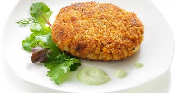 Crispy Red Curry Chicken Croquettes with Cilantro Lime Greek Yogurt Dressing Leftover