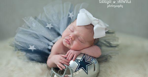 Lexi – Newborn » Super sweet newborn photography, Cowboys fans, newborn girl,