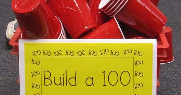 Save fast food plastic cups instead of tossing in trash- build cup
