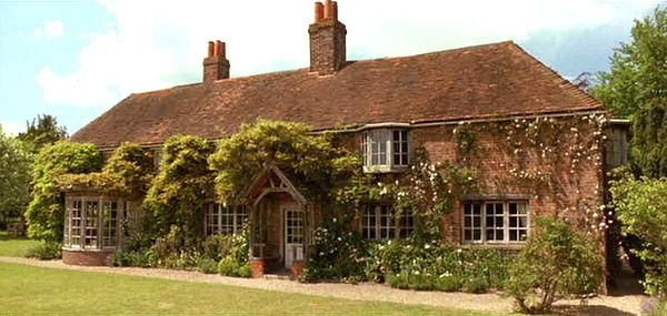 The Ivy Covered Country House From Howards End Is For Sale Cottage English Country Cottages English Country House