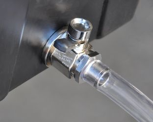 Ez Oil Drain Valve The Easiest Oil Change Home With Images
