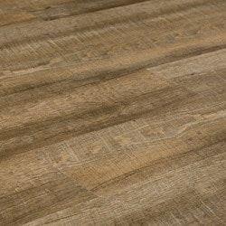 Vesdura Vinyl Planks 5 8mm Wpc Click Lock Handscraped Collection Vinyl Flooring Vinyl Flooring For Basement Walnut Timber