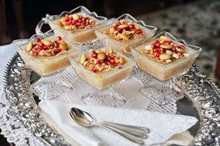 حلوى اللوز التركي حلوى اللوز العثماني السهل الزاكي مكونات حلوى اللوز التركي اربع كاسات حليب اربع معالق رز مطحون Mini Cheesecake Food Desserts