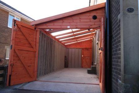 Image Result For Lean To Garage Addition Lean To Garage Wood Shed Plans