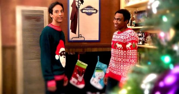 Troy Abed In The Morning Holiday Music Community Halloween Community Episodes