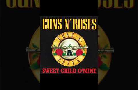 Guns N Roses Sweet Child O Mine Ringtone Youtube Sweet Child O Mine Guns N Roses Guns