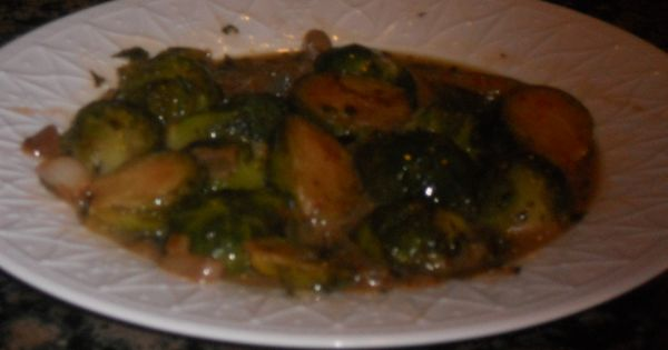 Braised Brussels Sprouts | My Recipes | Pinterest | Brussels Sprouts ...
