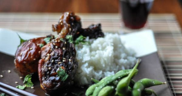Slow Cooker Sticky Chicken Drumsticks | crockpot | Pinterest | Sticky ...