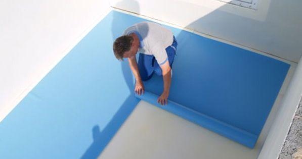 pool selber bauen erst den rohbau und dann die. Black Bedroom Furniture Sets. Home Design Ideas