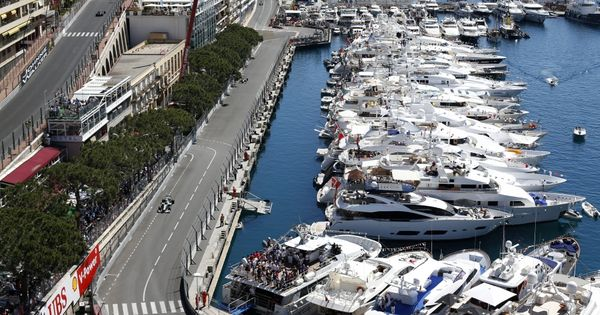 2013 monaco grand prix in pictures